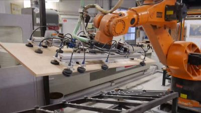 Automation & robotics in the wood industry