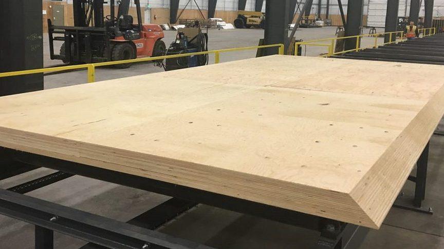 First Mass Timber Panel Gets Apa Certification Woodtech