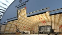 World's largest single arch timber hangar announced