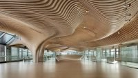 SmartStruct brings in new mass wood panel system