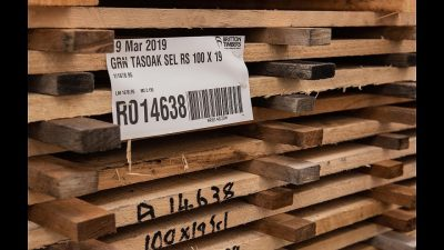 Britton Timbers to acquire Burnie veneer business