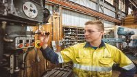 Mechanical apprentice shares his timber story